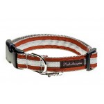 Safe and Beautiful Red Reflective Collar Collection