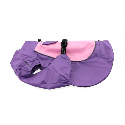 Pink and Lavender Raincoat Body Wrap