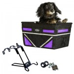 2020 Large Pet-Pilot MAX Dog Bike Basket Carrier