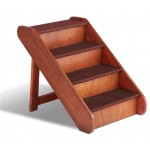 Pupstep Wood Pet Stairs - 2 Sizes