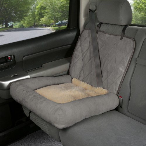 Solvit Car Cuddler - Dog Seat Cover & Bed Small