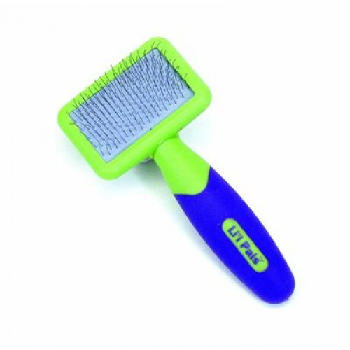 Coastal Li'l Pals Slicker Brush With Coated Tips