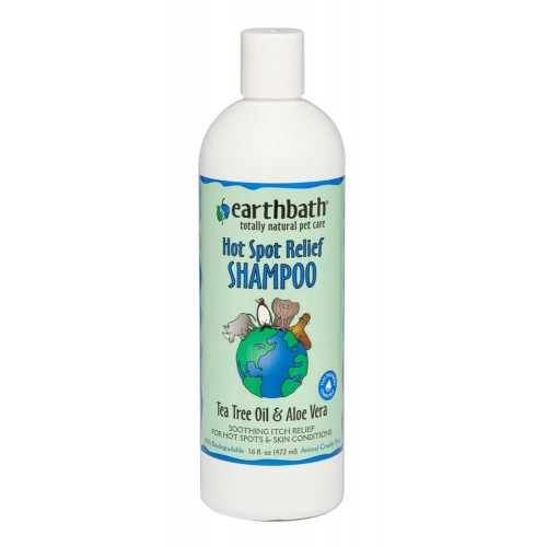 Earthbath Tea Tree & Aloe Shampoo 16oz