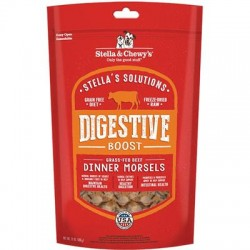 Stella & Chewys Dog Solutions Digestive Boost Beef 13oz