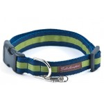Navy and Green Stripe Collar Collection